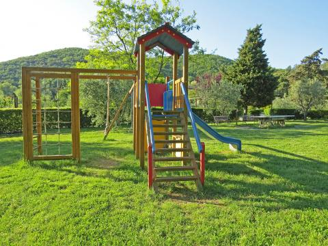Kindvriendelijke vakantie: speeltuin
