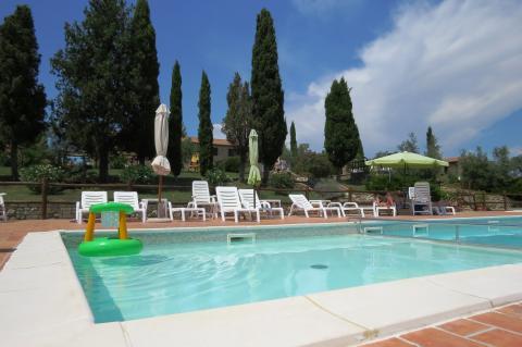 Residence Santa Luce, Toscane kust