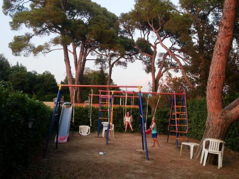 Vakantiepark Toscane kust Pomaia