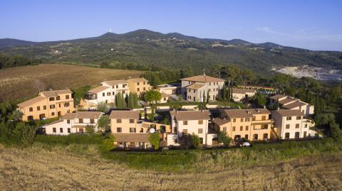 Agriturismo Pomaia unter den Hügeln der Toskana