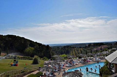 Ferienwohnungen mit Pool, Toskana-Küste