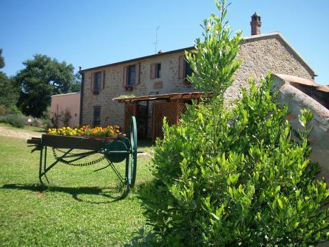 Agriturismo La Maremma, Familienbauernhof von 1830