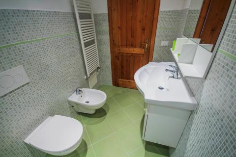 Badezimmer 2 Wohnung La Dispensa 1