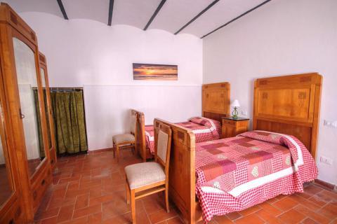 Doppelzimmer Wohnung La Dispensa 3