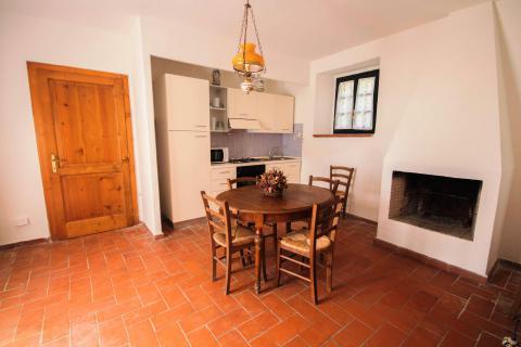 Wohnbereich Wohnung La Dispensa 2
