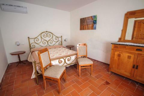 Doppelzimmer Wohnung La Dispensa 2