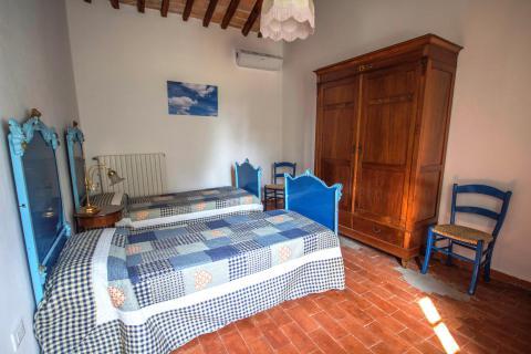 Wohnbereich Wohnung La Dispensa 3
