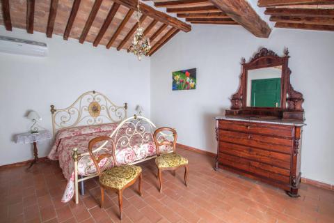 Doppelzimmer Wohnung La Dispensa 4