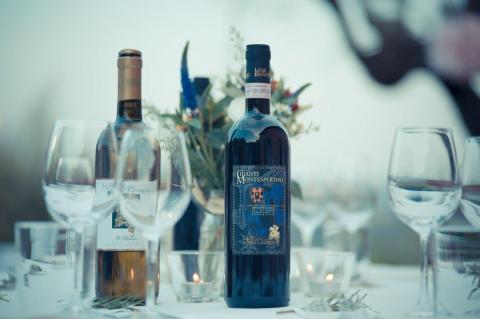 Wijn van het landgoed