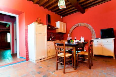 Drei-Zimmer-Wohnung Orciaia