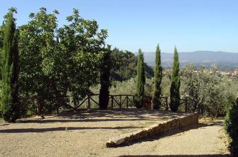 Agriturismo in Cortona, Toskana