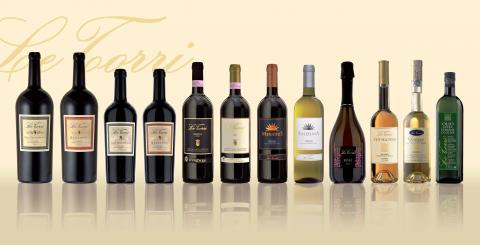 Agriturismo Toscane met productie van kwaliteitswijnen
