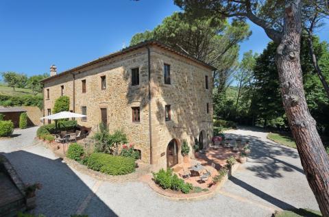 Ferienunterkunft mir Pool, Florenz, Toskana | Tritt-toskana.de