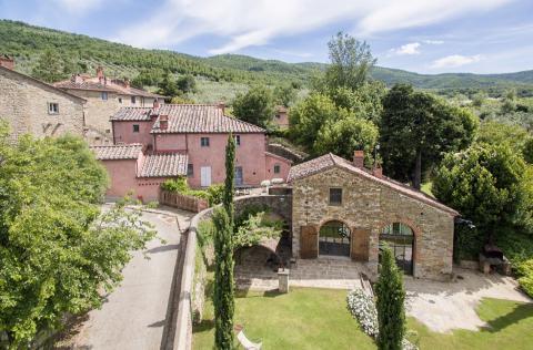 Toscaanse vakantieappartementen in Arezzo | Tritt.nl