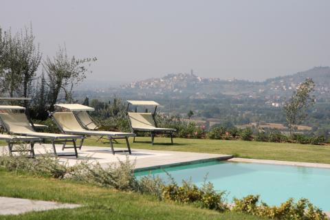 Vakantiewoning Val di Chio met zwembad