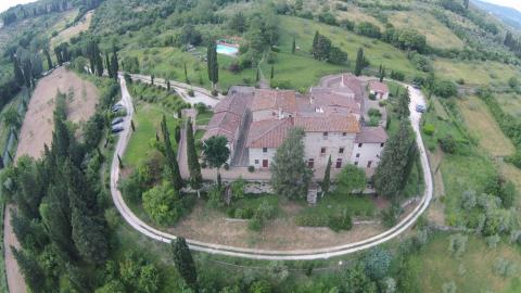 Florence appartementen Toscane