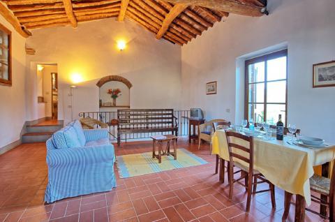 Vakantieappartementen Chianti Toscane