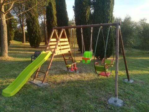 Speeltoestellen Agriturismo Borgo dei Medici