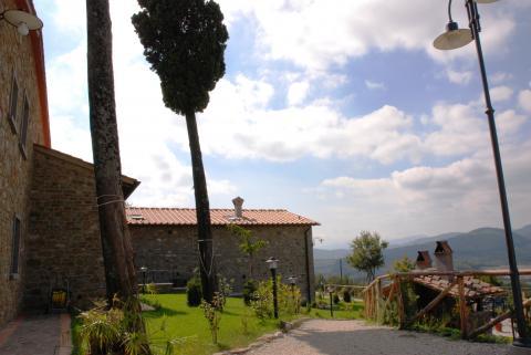 Agriturismo gelegen in de Toscaanse heuvels