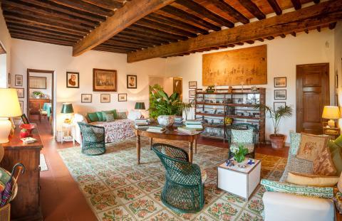 Luxe Toscaanse villa Lucca