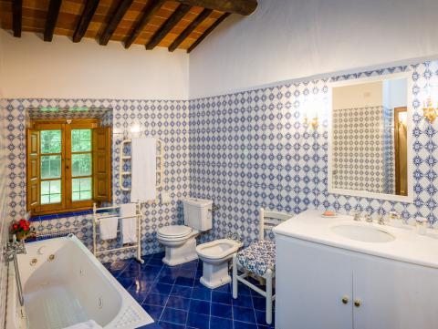 Villa met zwembad Lucca Toscane