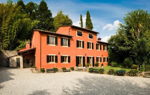 Prachtige villa bij Lucca