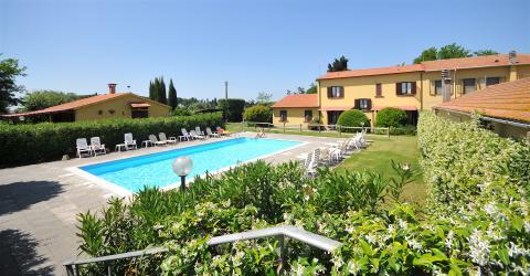 Vakantiehuisjes Toscane kust