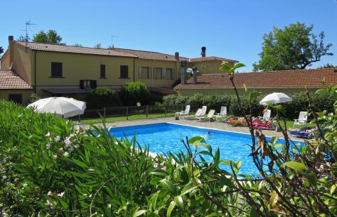 Vakantieappartementen Cecina Toscane