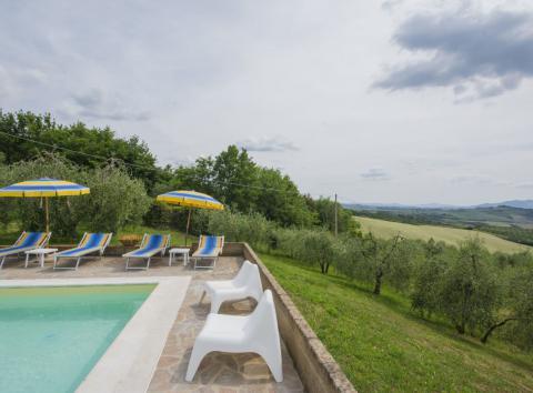 Vakantiehuizen centraal Toscane