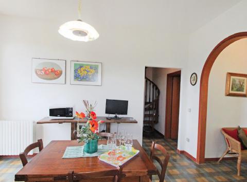 Kleinschalig vakantiehuis met appartementen