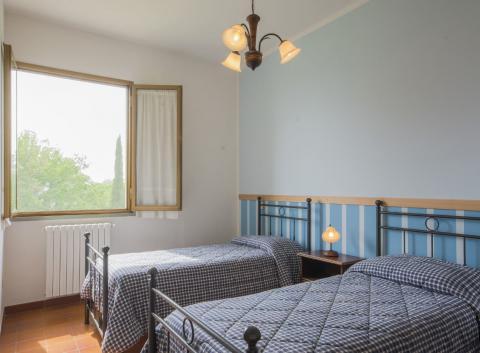Vakantiehuis met appartementen Florence Toscane