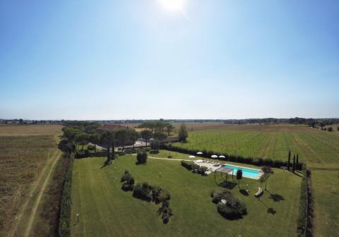 Vakantieappartementen met zwembad bij Cortona | Tritt.nl