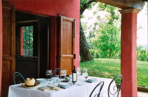Vakantiehuis voor familie Toscane