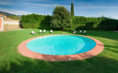 Vakantiehuis Toscane bij Lucca
