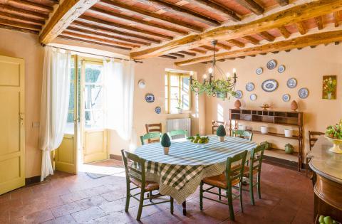 Freistehende Ferienwohnung in Lucca, Toskana | Tritt-toskana.de