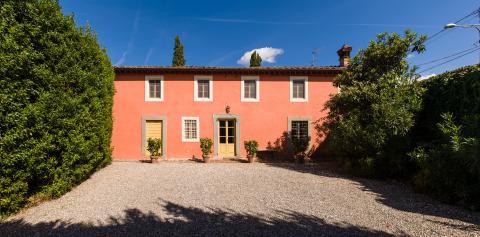 Freistehende Ferienwohnung in Lucca, Toskana   Tritt-toskana.de