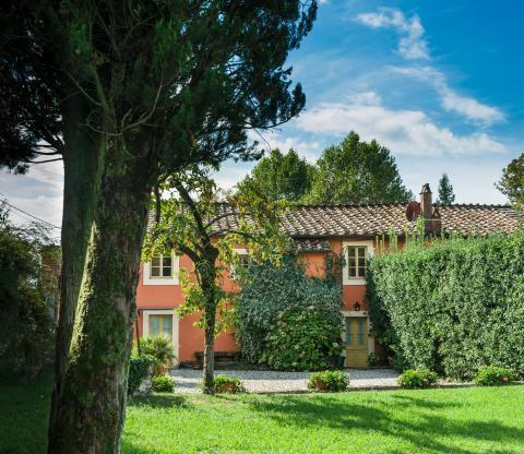 Vakantiehuis Lucca