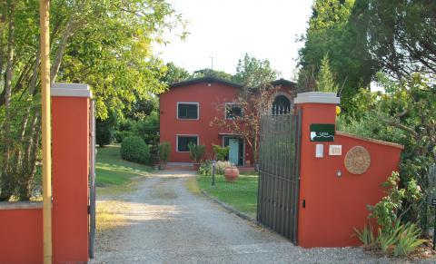 Vakantiewoning Italië 11 personen, Toscane