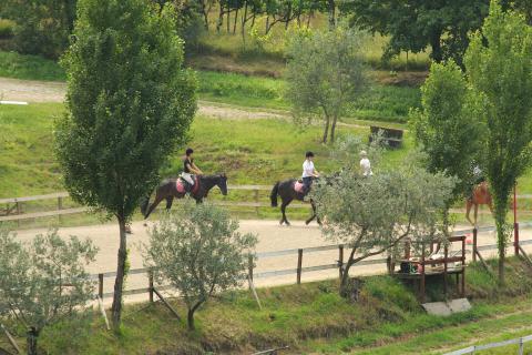 Kinderfreundlicher Freizeitpark bei Florenz | Tritt-toskana.de