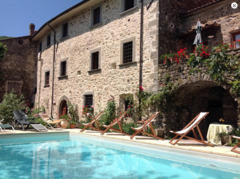 Vakantie in Noord Toscane