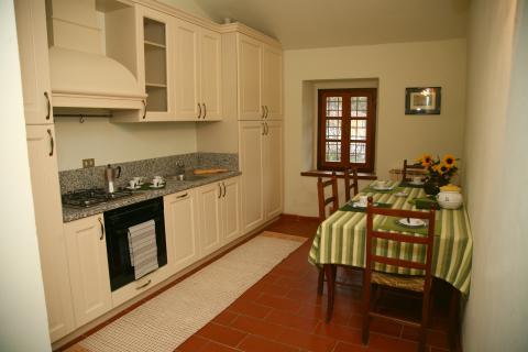 Vakantiehuisjes in borgo Noord Toscane