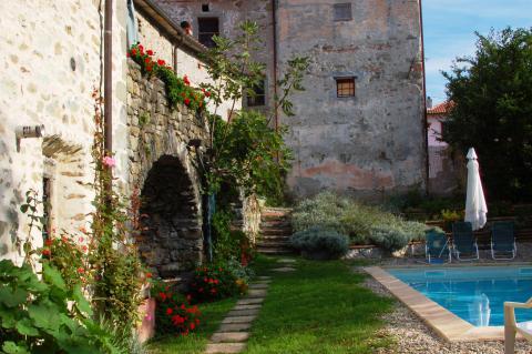 Vakantieappartermenten Noord Toscane