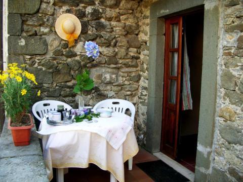 Vakantie in Noord Toscane, palazzo