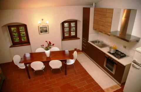 Appartement vakantie Noord Toscane