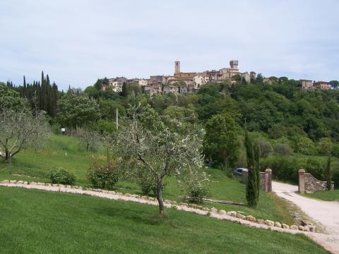 Vakantiehuis San Casciano dei Bagni Toscane