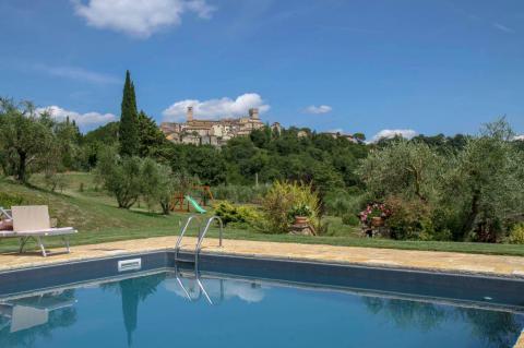Vakantiehuis met prive zwembad Toscane