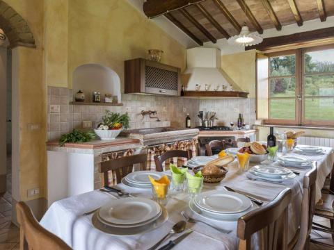 Vakantiehuis Toscane Siena