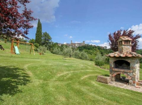 Vakantiehuis voor 8 personen Siena