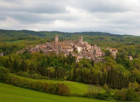 Vakantie bij Siena