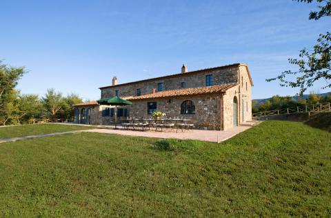 Prachtige Toscaanse villa